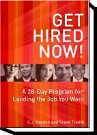get hired now book