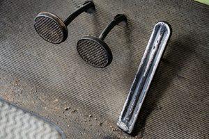 Car gas pedal