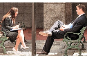 Selling is a Conversation between Two People