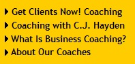 business coaching navigation