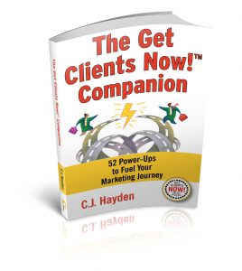 The Get Clients Now! Companion