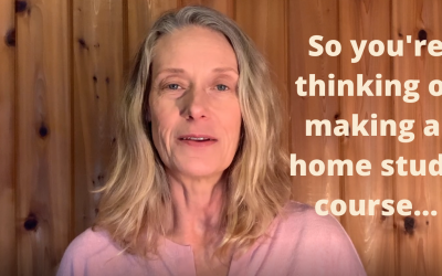 Video: Creating Your Home Study Course