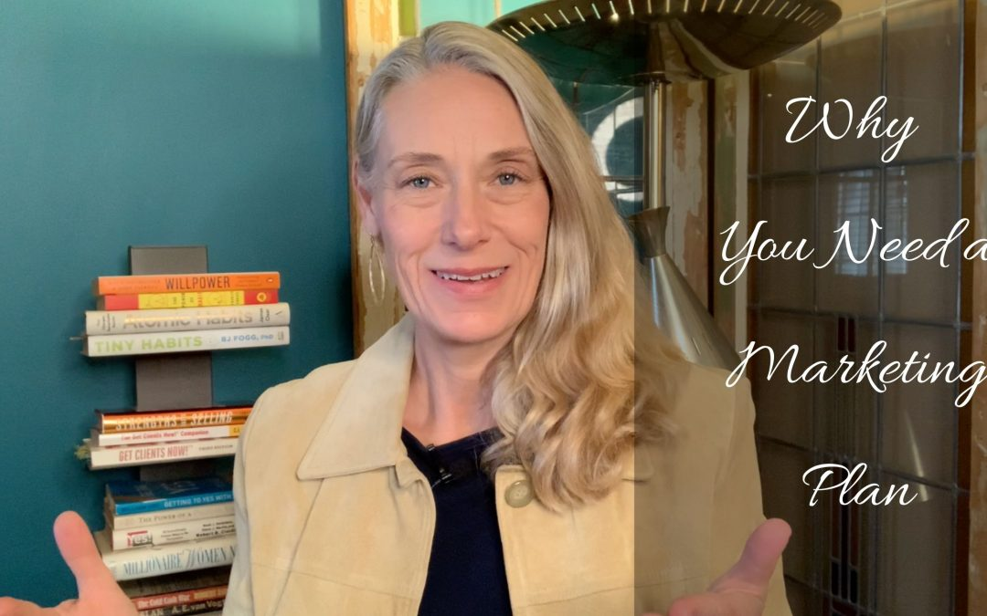 Video: Why Do You Need a Marketing Plan?