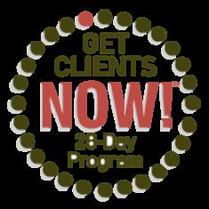 Get Clients Now! Course