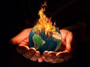 Earth in danger