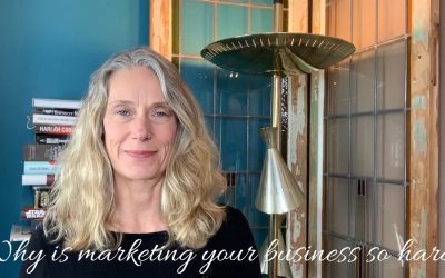 Video: Why Is Marketing Your Business So Hard